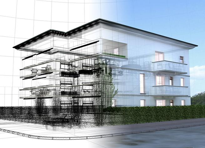 En qu consiste el modelo bim hildebrandt for Programas de arquitectura 3d