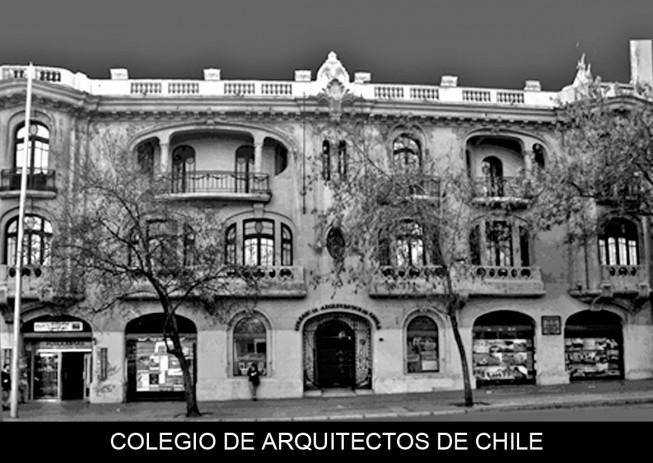 Colegio de Arquitectos de Chile