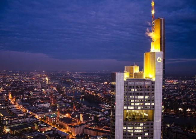 commerzbank building