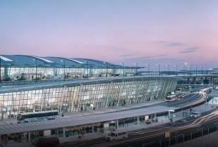 arquitectura de aeropuertos