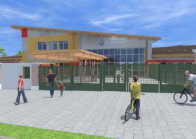 consideraciones para el diseño y la construcción de colegios