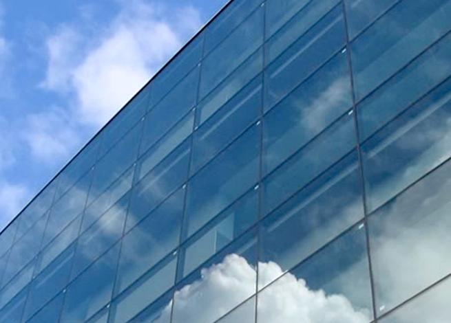 Usos del vidrio en la construcci n y la arquitectura for Paginas de construccion y arquitectura