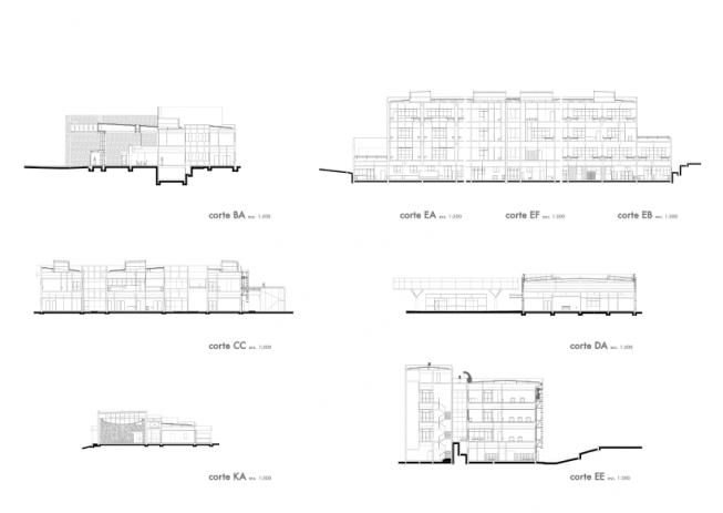 abordar proyectos arquitectónicos