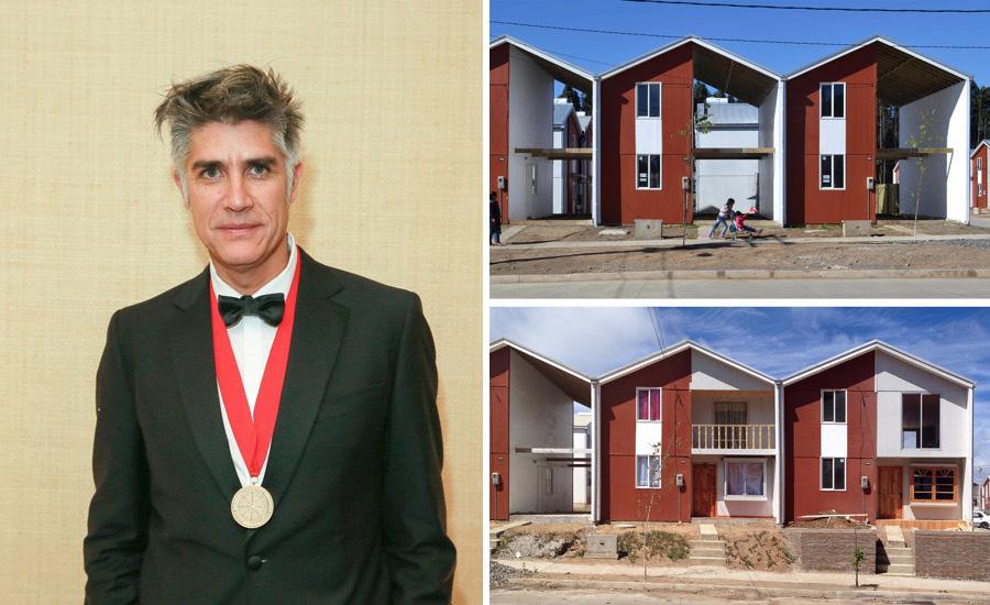 T cnicas de sustentabilidad y aprovechamiento de recursos for Alejandro aravena arquitecto